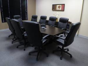 Business Continuity Room